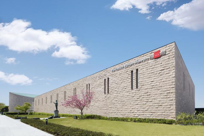 インスタントラーメン記念館・外観