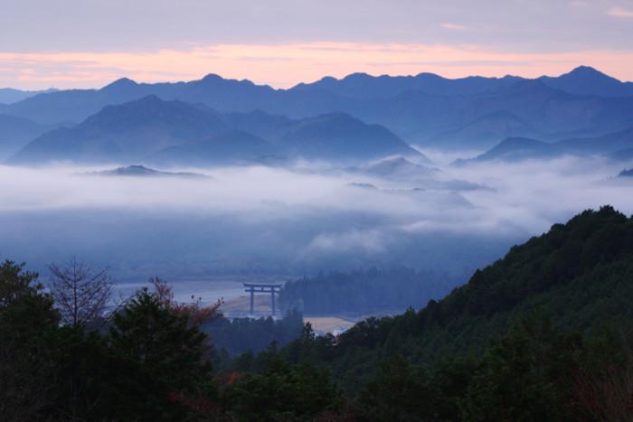 見晴台からの風景