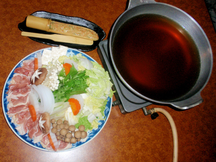天草大王の鳥鍋