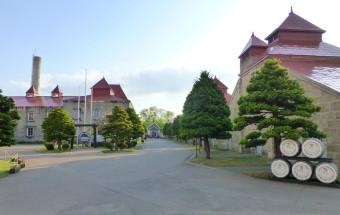 ニッカウヰスキー北海道工場 余市蒸溜所