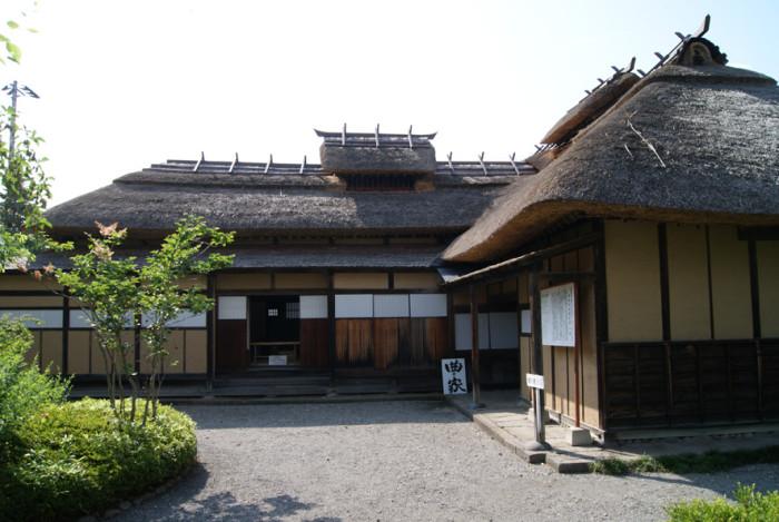 肝煎屋敷 旧手代木家住宅(福島県指定重要文化財)