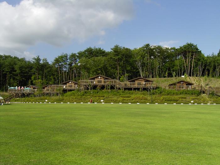宮沢賢治童話村の風景