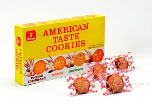 アメリカンテイストクッキー
