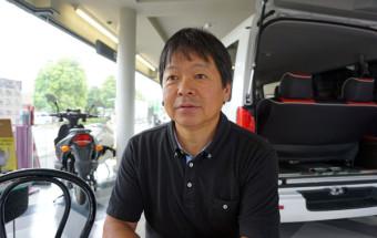 達人に訊く 《Special Interview》 左ハンドルの軽自動車、大好評です!(後編)