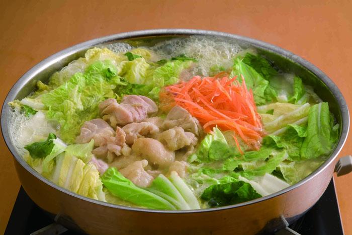 @pho とり野菜みそ鍋_レストラン用