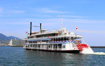 日本一広い琵琶湖をゆったり楽しむ「ミシガンクルーズ」