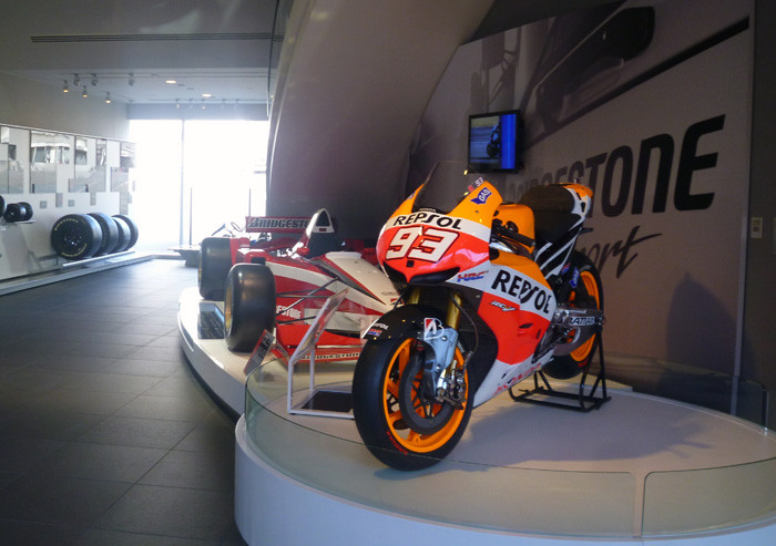 BStoday_1階モータースポーツ