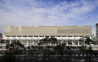 大分と世界が刺激しあう、五感と出会いのミュージアムに行こう!『大分県立美術館 OPAM』