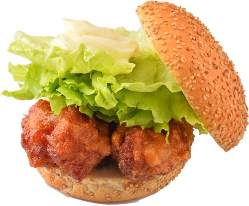 チャイニーズチキンバーガーs
