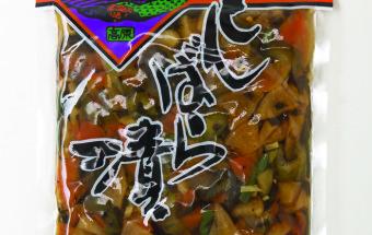 野菜不足の冬を乗り切る先人の知恵が生んだ、素朴でおいしい島根の保存食「とんばら漬」