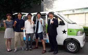 【ルポ】東京理科大で開発が進む超コンビニエンスな燃料電池車〈後編〉