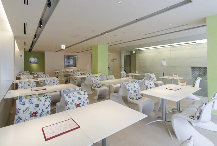帯広本店喫茶室2
