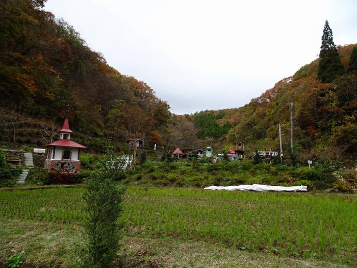 ケロンの小さな村1