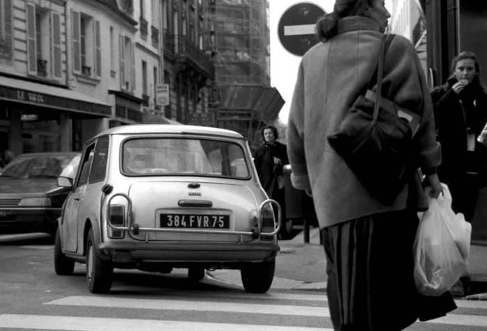 「パリ14区、モンパルナスのミニ」