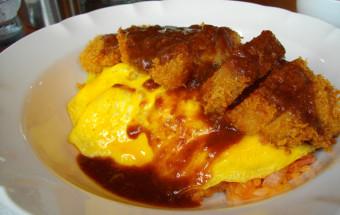 福井県越前市で30年以上も食されている、謎のご当地グルメ『ボルガライス』