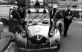 「街と車」 ~ 「NAVI」表紙写真ストーリー  Vol.6