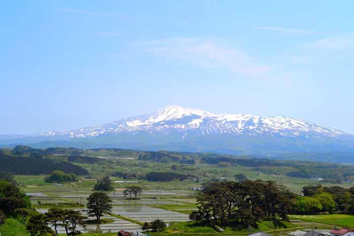象潟_鳥海山・九十九島