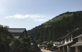 若狭から京へと続く鯖街道の宿場町に設置された趣のある旅の拠点『道の駅 若狭熊川宿(わかさくまがわじゅく)』