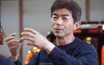 世界的レーサー塙郁夫さんが語る「EVの魅力」(2) 電気自動車はスマートな走りで勝負する!