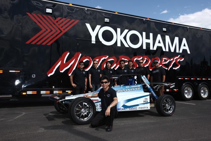 はじめてパイクスに挑んだ『チーム・ヨコハマ EVチャレンジ』