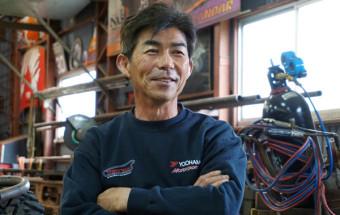世界的レーサー塙郁夫さんが語る「EVの魅力」(1) 大自然のなかを電気自動車で走りたい!