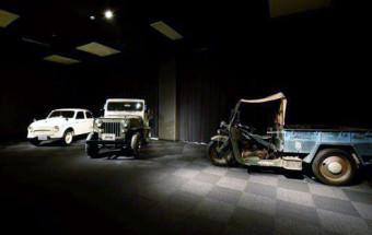 リニューアル・オープン! 3つの展示ゾーンに個性ある三菱車がずらり。『三菱オートギャラリー』