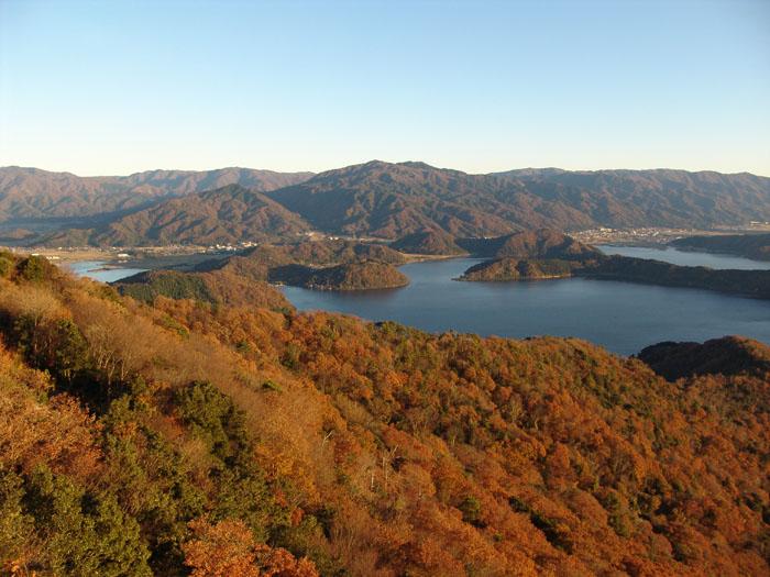 秋の三方五湖