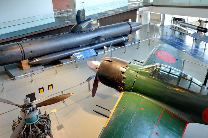 大型資料展示室 提供:大和ミュージアム
