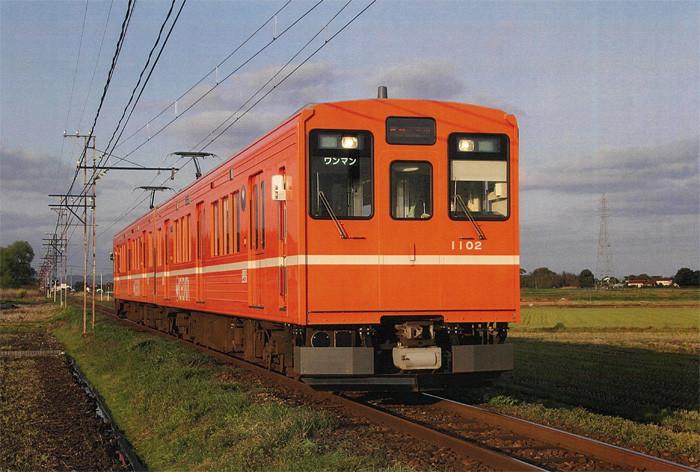 1000形 元東急電鉄の1000形です。昭和63年~平成25年まで東急電鉄、東横線・東京メトロ、日比谷線の直通運転で活躍していました。同じ種類の電車には等級電鉄の池上線・多摩川線などでも活躍しています。