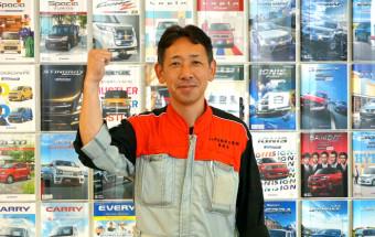 達人に訊く(32)エコな軽自動車には低燃費タイヤが不可欠!