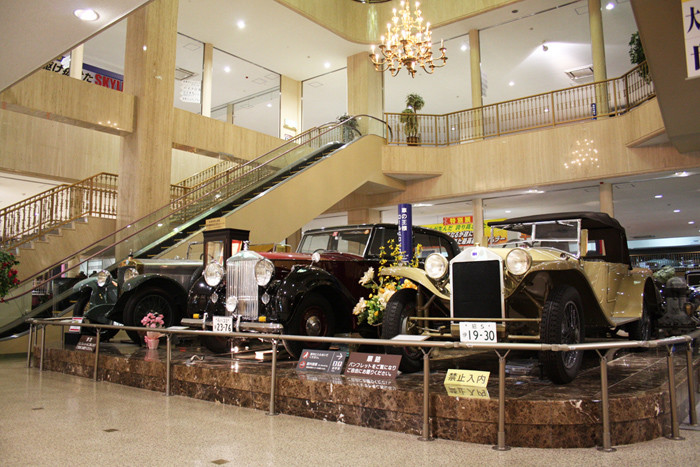 日本自動車博物館1