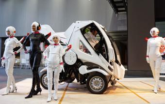 みらいのくるまルポ~『東京ロボット』:EV時代の刺激的アプローチ!