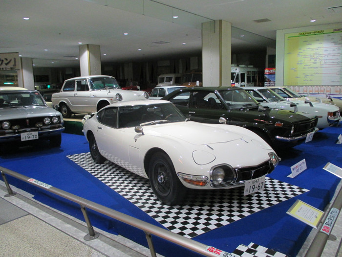 日本自動車博物館5