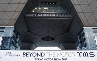 「東京モーターショー2017」ルポ(1)  EV未発売メーカーも電動化に本腰!