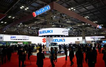 「東京モーターショー2017」ルポ(4) スズキは現実路線のなかでEV開発を進める!