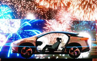 「東京モーターショー2017」ルポ(2)  リアルさ満点のEVコンセプトカーたち!