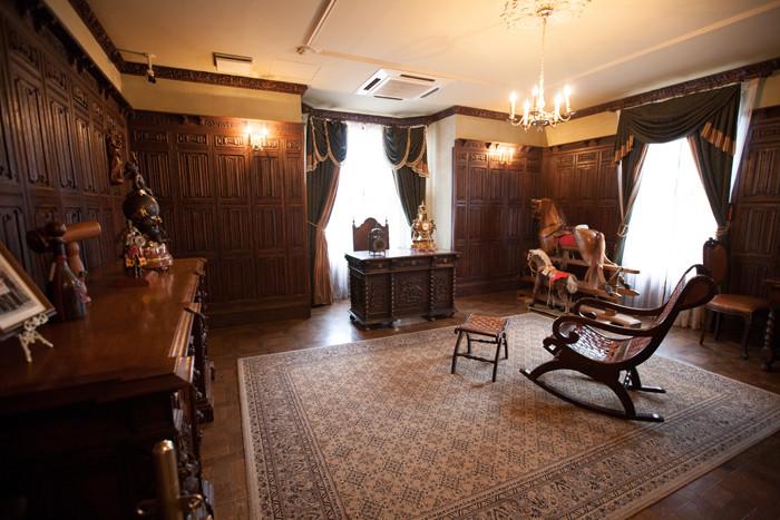 ウィリアムの部屋