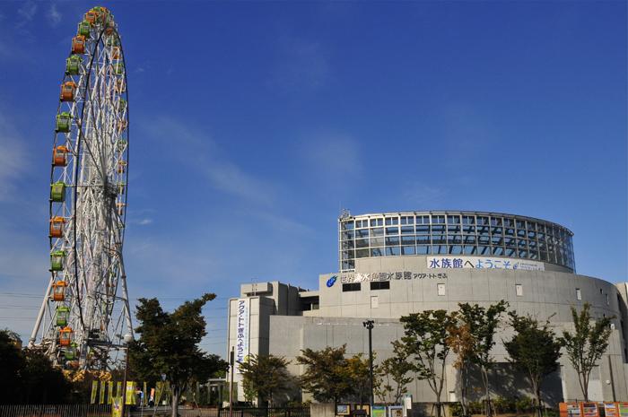 アクア・トト ぎふ 外観201210130830