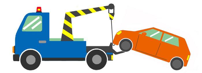 事故車のレッカー移動_web