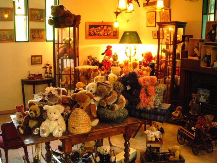 テディの家