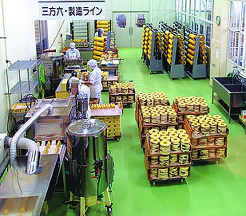 工場生産ライン