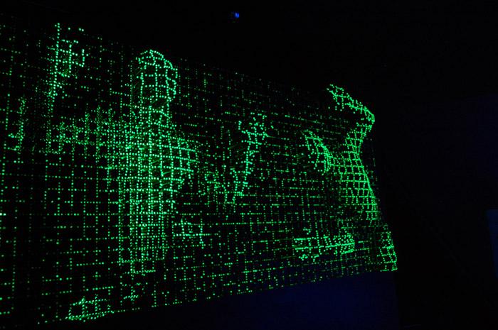 ライト3Dスカルプチャー