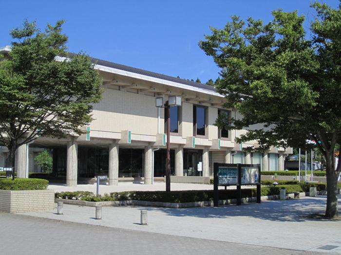 石川県輪島漆芸美術館 外観