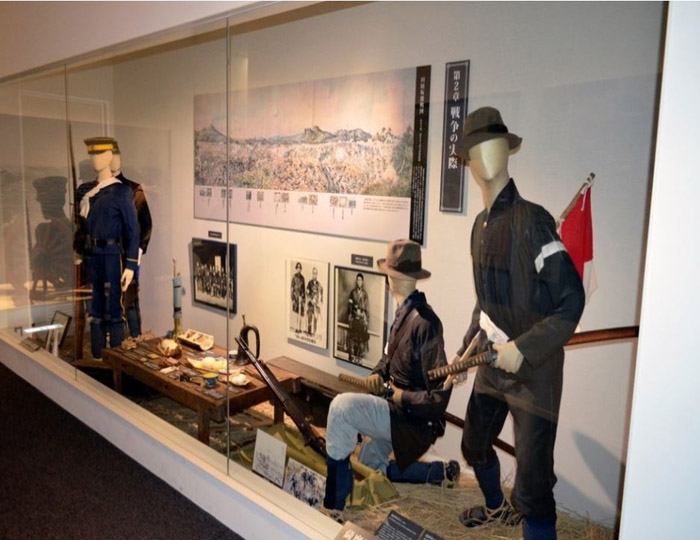 西南戦争資料館4