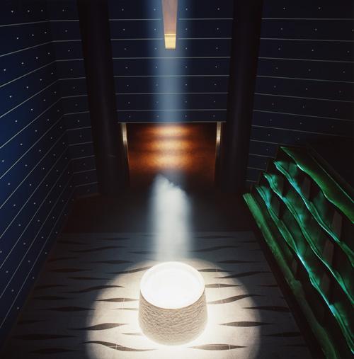 一階「光の世界」