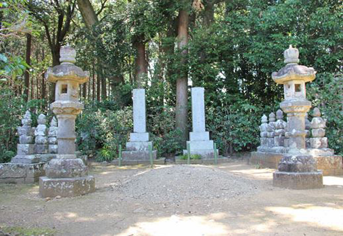 龍潭寺 井伊墓