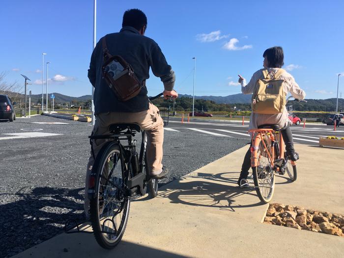 ましこ 自転車2