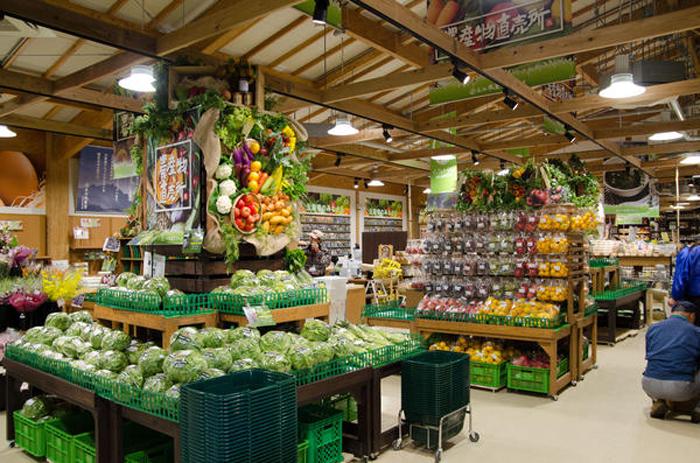 木更津 うまくたの里 野菜直売所
