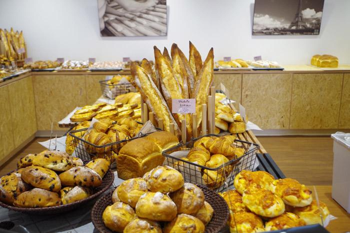 道の駅 ひたちおおた BIENVERTパン