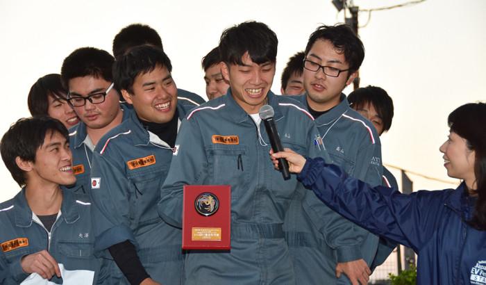 3-5表彰式